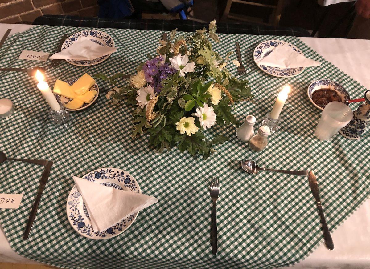 Harvest Supper 2
